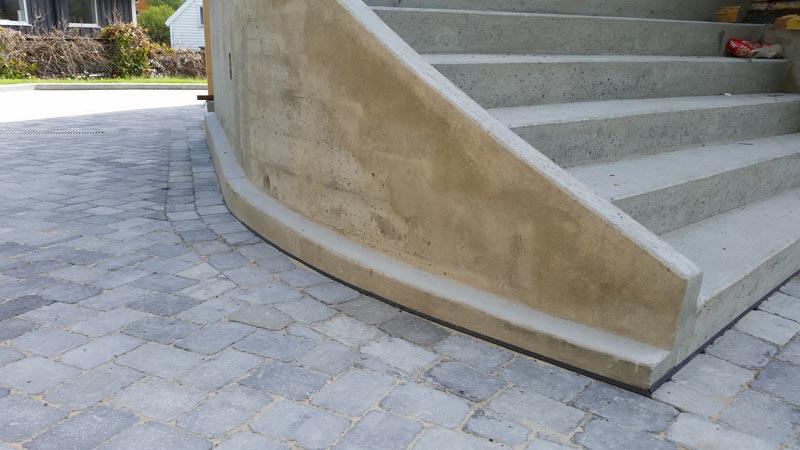 Påbygg med trapp